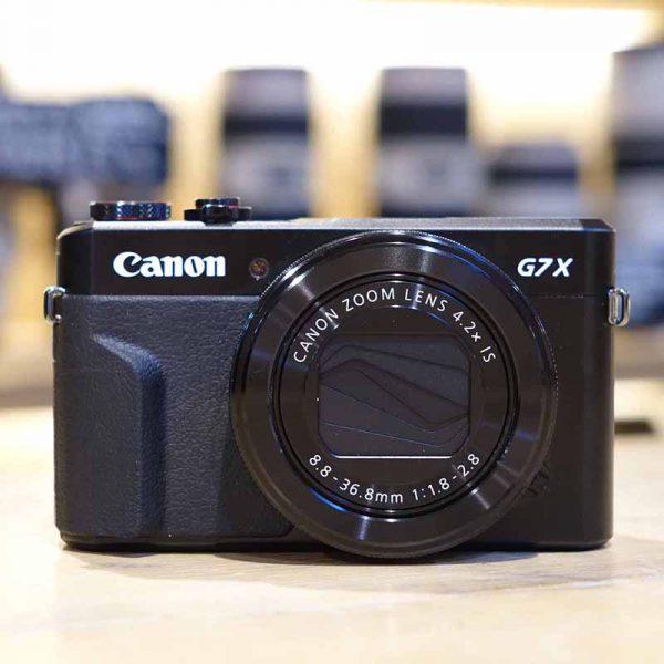 دوربین عکاسی دیجیتال Powershot G7X II