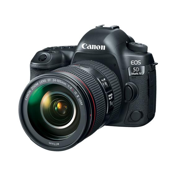 دوربین عکاسی دیجیتال EOS 5D MIV